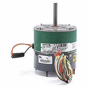 [DIAGRAM_4FR]  GENTEQ 1/5 HP Condenser Fan Motor,ECM,1100/850 Nameplate RPM,208-230  Voltage,Frame 48 - 48UT99|6301 - Grainger | Ac Condenser Fan Motor Wiring |  | Grainger