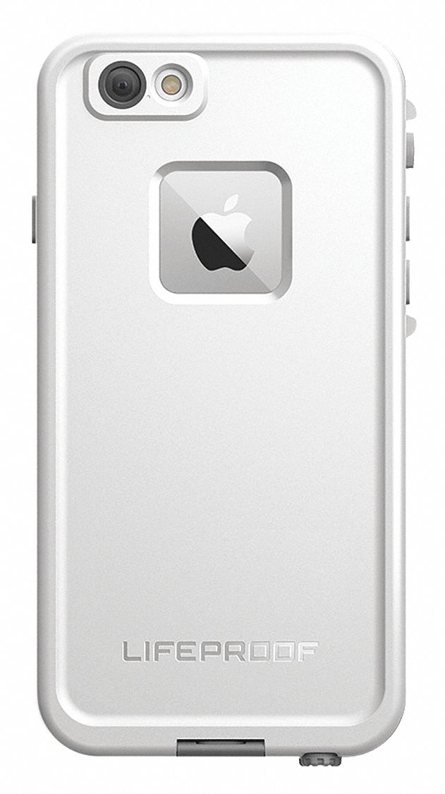 Cell Phone Case,  Fits Brand Apple,  Black/Smoke,  Plastic, Polycarbonate, Silicone