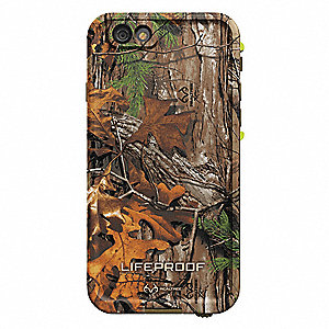 Cell Phone Case,Lime Camo,iPhone 6/6S