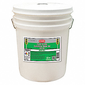 Synthetic Gear Oil,5 gal.,40 SAE Grade