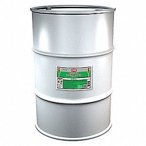 Hydraulic Oil,55 gal.,ISO 100,Drum,Clear