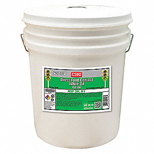 Mineral Hydraulic Oil, 5 gal. Pail, ISO Viscosity Grade : 100