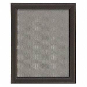 United Visual Products Poster Frame Black 8 12 X 11 In Acrylic