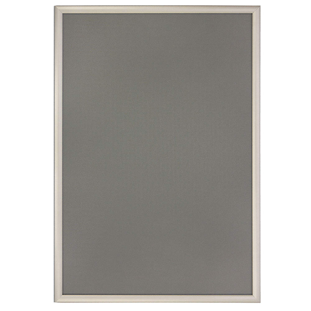 UNITED VISUAL PRODUCTS Poster Frame,Black,24 x 36 in.,Acrylic ...