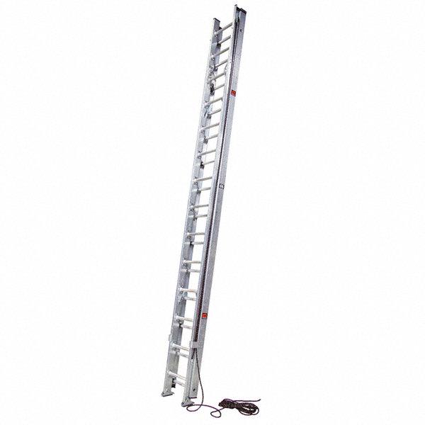 Little Giant Extension Ladder Aluminum Iaa Ansi Type 28