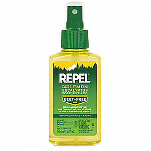 Insect Repellent, Liquid Spray, Outdoor Only, Ready to Use Dilution Ratio