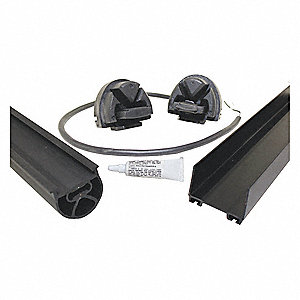 Sensing Edge Kit,6 ft. Range,For Gates