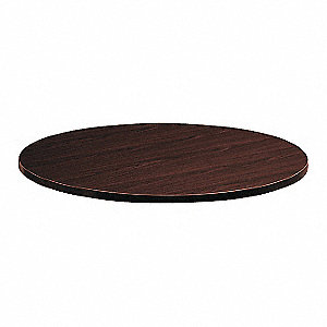 HON Conference Table Round Laminate InH WMHTLDGN - Hon round conference table