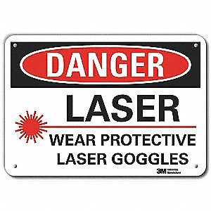 Laser Sign,Text and Symbol,14inW