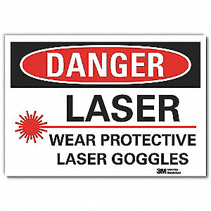 Laser Sign,Text and Symbol,5inW