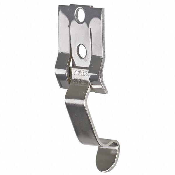 Jj Keller 2 1 2 Quot X 1 Quot Stainless Steel Spring Clip Arm