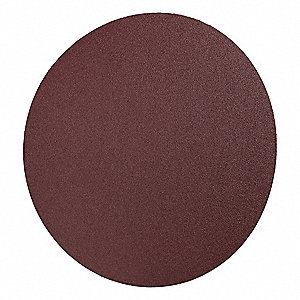 PSA Paper Disc,Extra Coarse,Brown,PK10