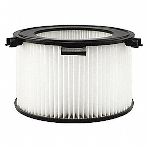 Air Filter,Panel,4-1/32 in. L