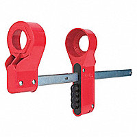 flange lockout devices - Lock Out Tag Out Kits
