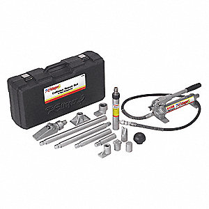 Collision Repair Set,Gray,Hydraulic