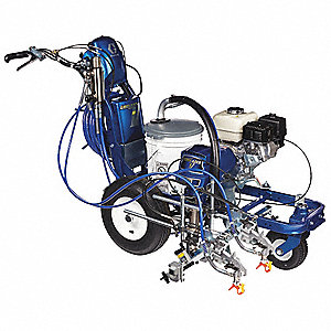 Airless Line Striper,Metal,5.5 HP