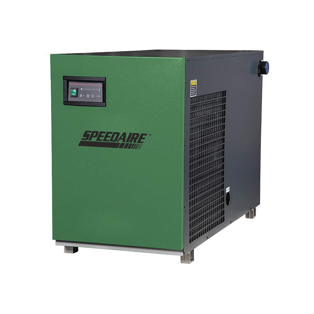 Air Dryer For Air Compressor >> Speedaire 500 Cfm Compressed Air Dryer For 100hp Maximum Air