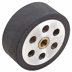 Contact Wheel Kit,90 Duro,2 In