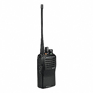 DIGITAL/ANALOG PORTABLE UHF RADIO
