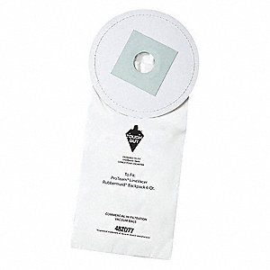 "12""W x 2""H Micro Filtration 2-Ply Bag, 10PK"