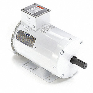 2 HP Feather Picker Motor,3-Phase,1745 Nameplate RPM,230/460 Voltage,Frame 145T