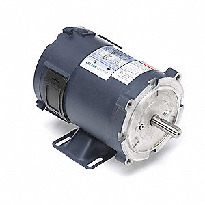 Leeson 1 3 Hp Dc Permanent Magnet Motor Dc Permanent Magnet 1800