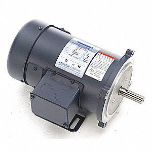 leeson dc permanent magnet motor 1 2 hp 90vdc 48zg61. Black Bedroom Furniture Sets. Home Design Ideas