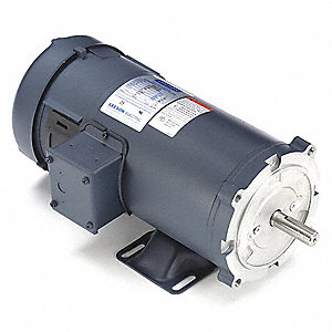 Leeson Dc Permanent Magnet Motor 5 0a 1 Hp 48zg66 108023