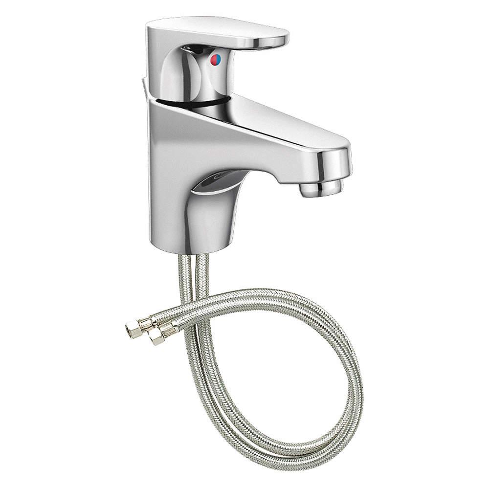 Cfg Straight Spout Bathroom Faucet