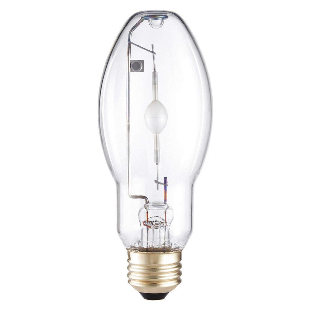 Hid Light Bulbs >> 70 Watts Metal Halide Hid Lamp Bd17 Medium Screw E26 7700 Lumens 3000k Bulb Color Temp