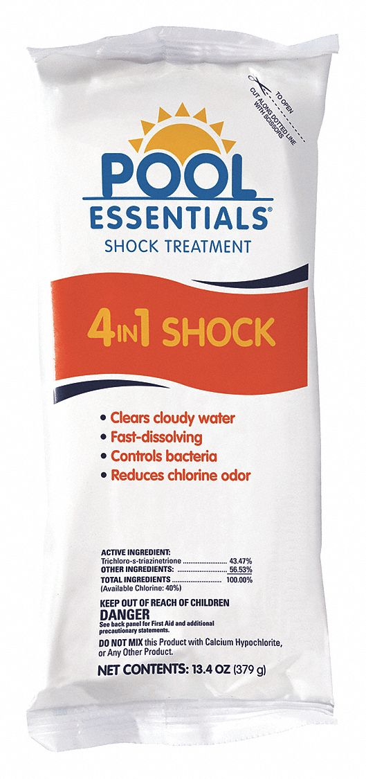 Pool Granular Pool Shock, 36 PK