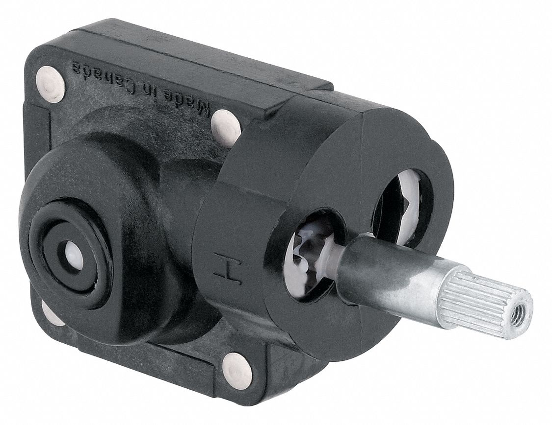 Grohe,  Pressure Balance Valve Cartridge,  For Use With Bathtub and Shower Pressure Balancing Valves
