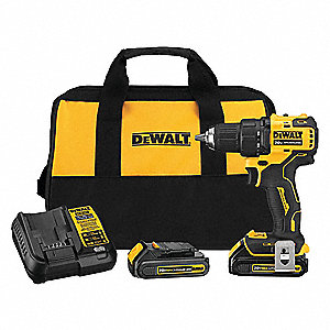 "20V MAX Li-Ion 1/2"" Cordless Drill/Driver Kit, Battery Included"