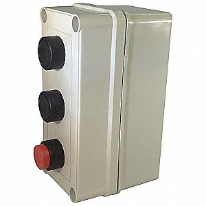Push Button Control Station,2NO/3NC,22mm