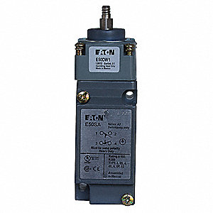 Wobble Stick Heavy Duty Limit Switch; Location: Top, Contact Form: 1NC/1NO, Rotary Movement