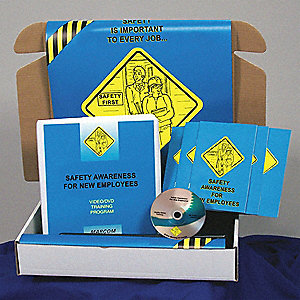 DVD,English,General Safety Training