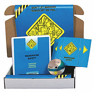 DVD,English,Warehouse Safety