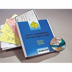 DVD,  General Safety Training,  English