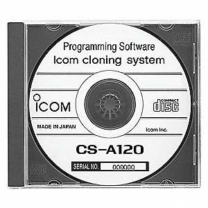 Programming Software, Disc, 5 in. L