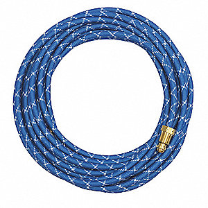 Water Hose,12.5 Ft (3.8m),Braided Rubber