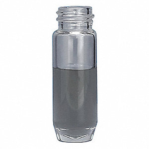 Type I Borosilicate Glass High Recovery Vial 100PK
