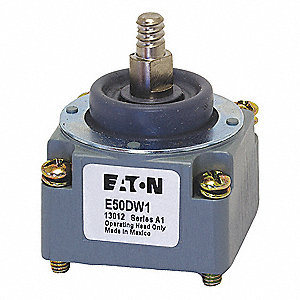 Limit Switch Head, Top, Actuator Location: Top, NEMA Rating: 1, 2, 4, 4X, 6P, 12, 13