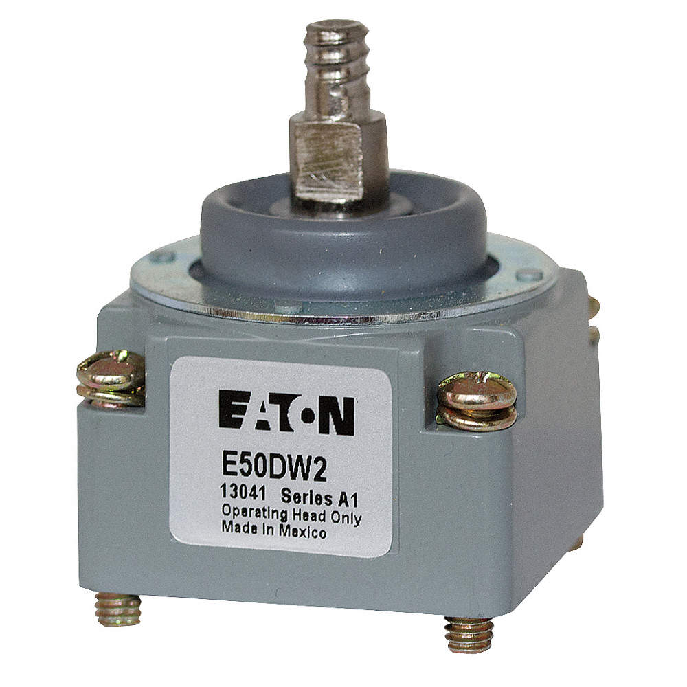 EATON Limit Switch Head, CW and CCW, Actuator Location: Top, NEMA ...