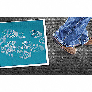 24INX36IN BLUE ADHESIVE MAT 4PK