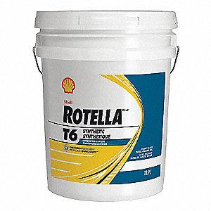 ROTELLA T6 5W-40CJ-4 FULL SYN 18.9L