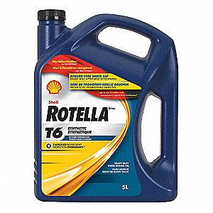ROTELLA T6 5W-40CJ-4FULL SYN 5L