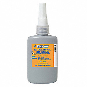 Structural Adhesive,50mL,Gravity 1.16
