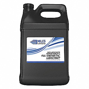 Compressor Oil,Bottle,1 gal.,6.90 cSt