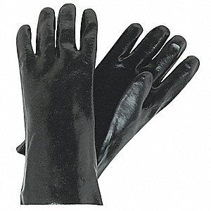 GLOVE,BLACK,L 14IN,PVC,LARGE
