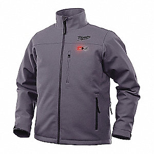 Jacket Kit,3XL,Gray,50 in. Chest Size